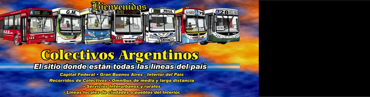 Colectivos Argentinos
