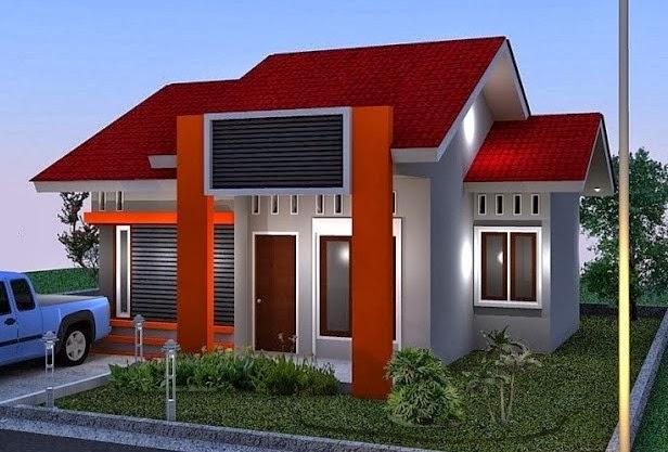 contoh warna cat rumah minimalis idaman di rumah minimalis