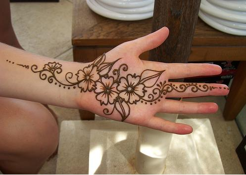 Mehndi For Kids Easy : The fashion time mehndi designs for hands simple and easy