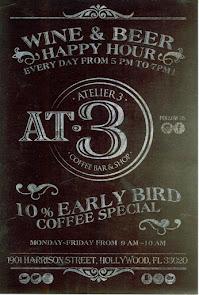 Atelier 3 Coffee Bar & Shop