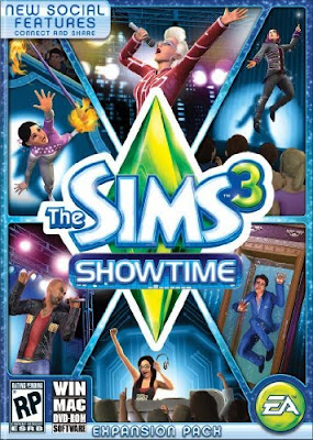 The Sims 3 Showtime - Minus Link