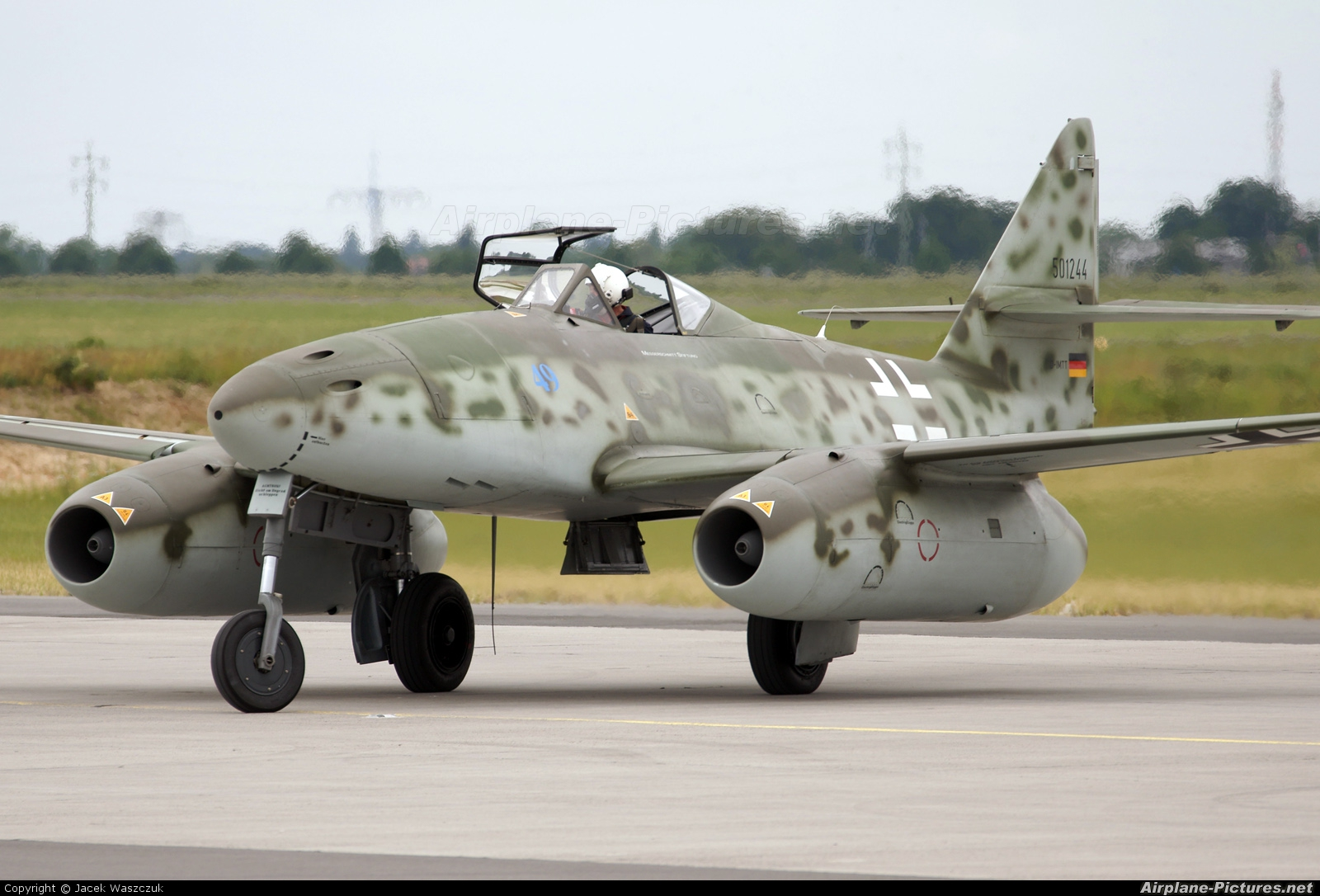 109at1 messerschmitt luftwaffe - photo #10