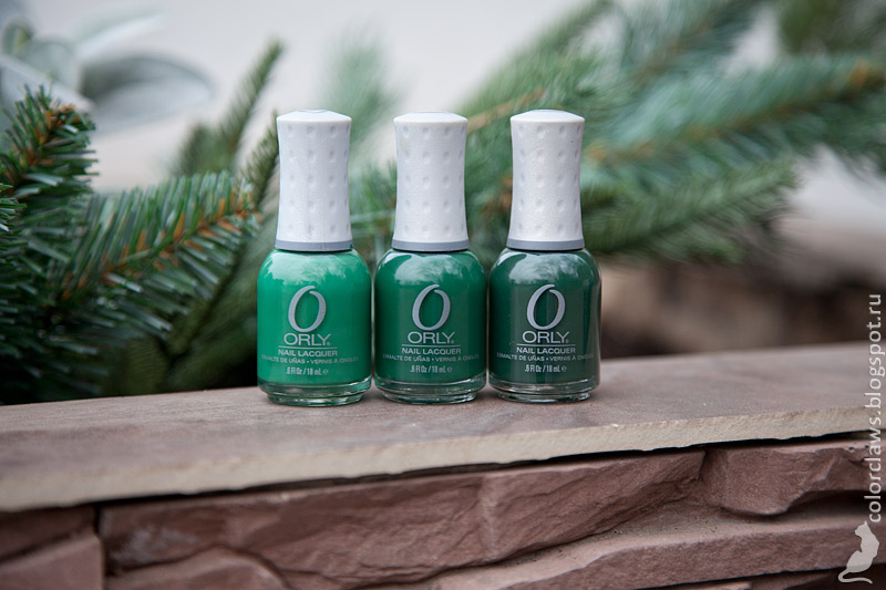 Orly Lucky Duck, Wandering Vine, Enchanted Forest