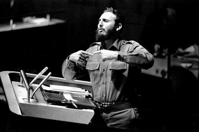 Final del discurso de Fidel Castro pronunciado en Naciones Unidas, el 26 de septiembre de 1960
