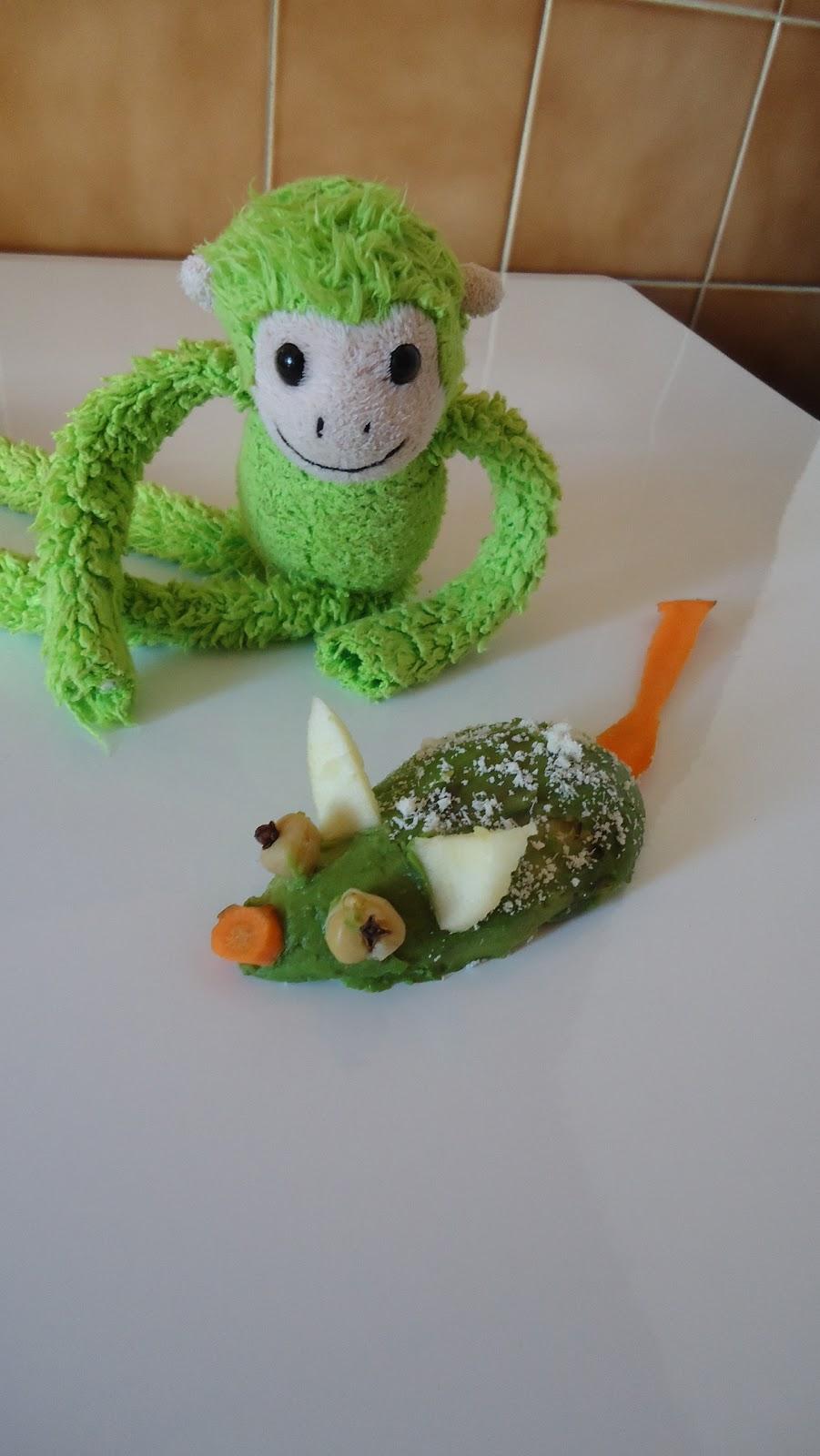La vie est belle chez petit singe vert une souris verte - Une souris verte singe ...
