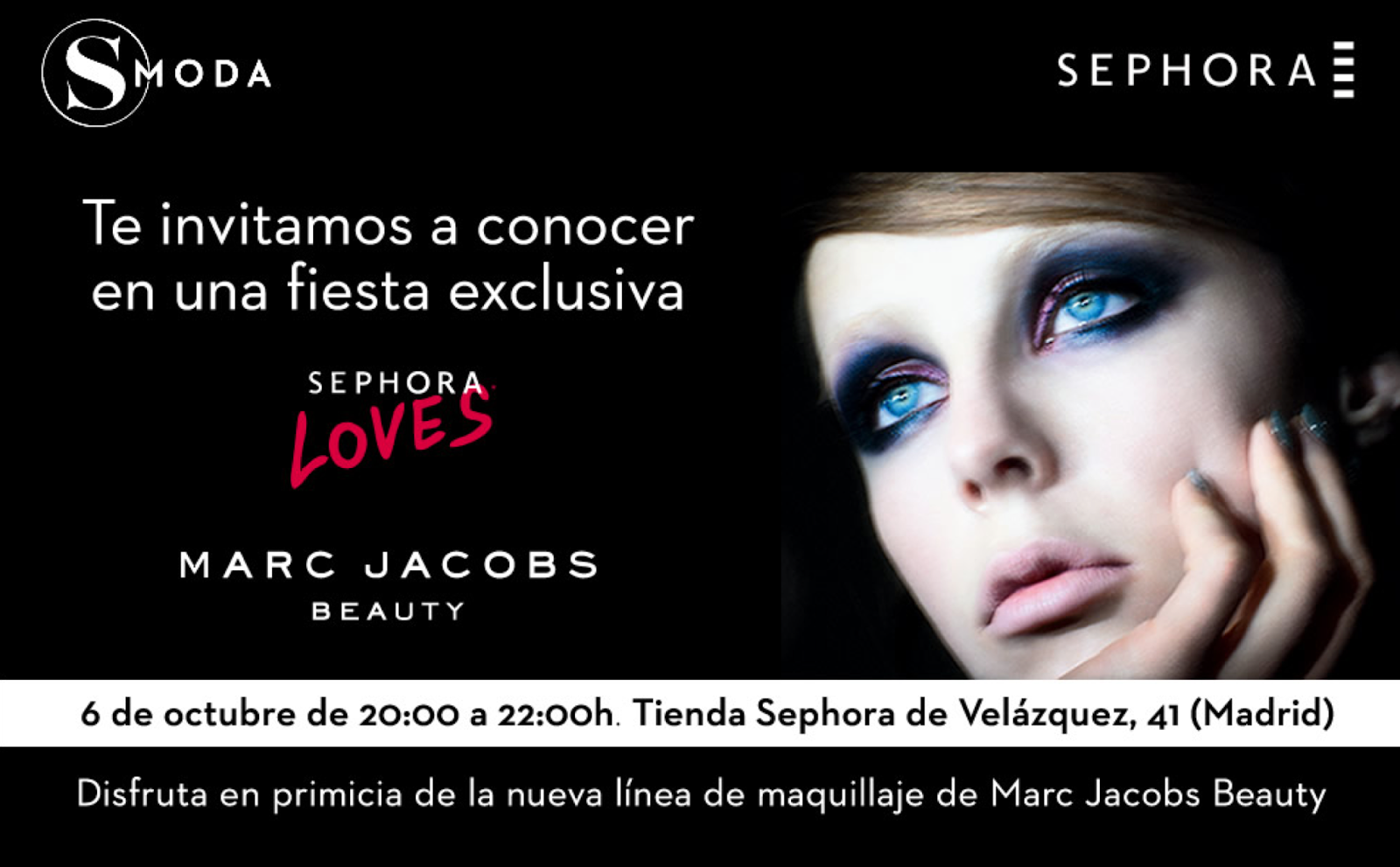 VipandSmart Marc Jacobs Beauty