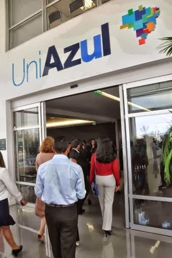 Em nova sede, UniAzul tem capacidade para treinar 6 mil por ano