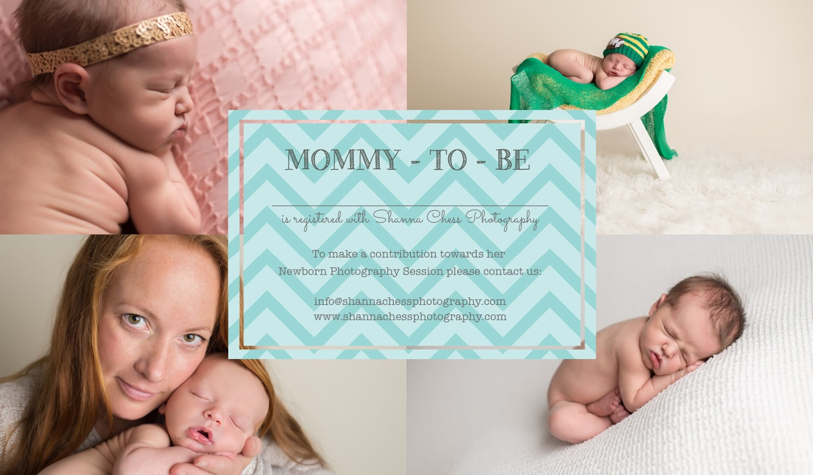 eugene springfield or newborn photographer gift registry