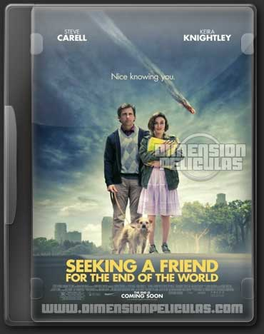 Seeking a Friend for the End of the World (DVDRip Subt.) (2012)