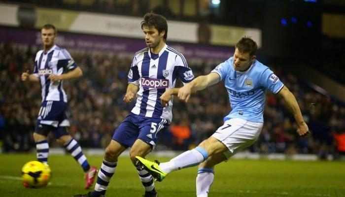 Manchester City vs West Bromwich en vivo
