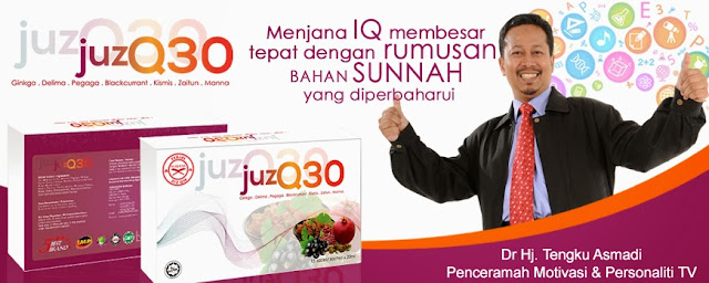JUZ Q30 15 sachets / 20ml