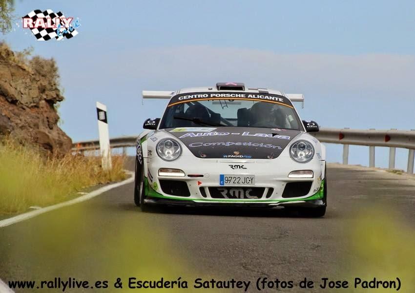 39 Rally Islas Canarias 'El Corte Inglés'