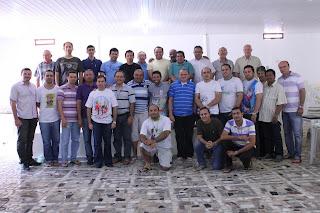 Diocese de Mossoró reuniou clero para semana de estudos