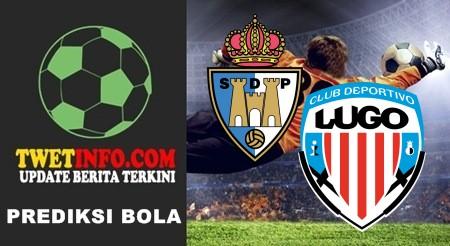 Prediksi Ponferradina vs Lugo