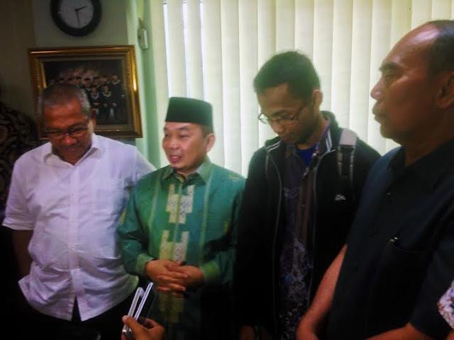 Politisi PKS Mediasi Ketua BEM dan Rektor UNJ Soal SK Rektor Berhentikan Mahasiswa