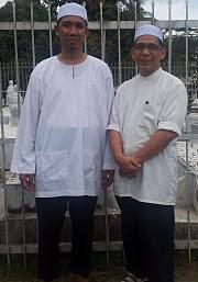 Saya Dan Dr Jamaluddin (Pengasas Akademi AuraMetafizik)