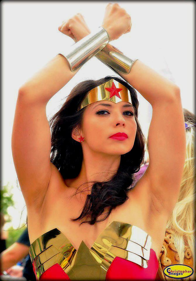 Wonder Woman (Margie Cox)