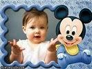 Baby Mickey Azul