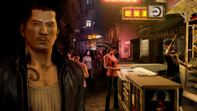 Sleeping Dogs steam edition