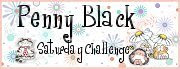 Penny Black Saturday Challenge.