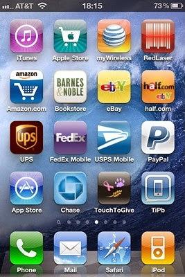 Create image of iPhone Screen