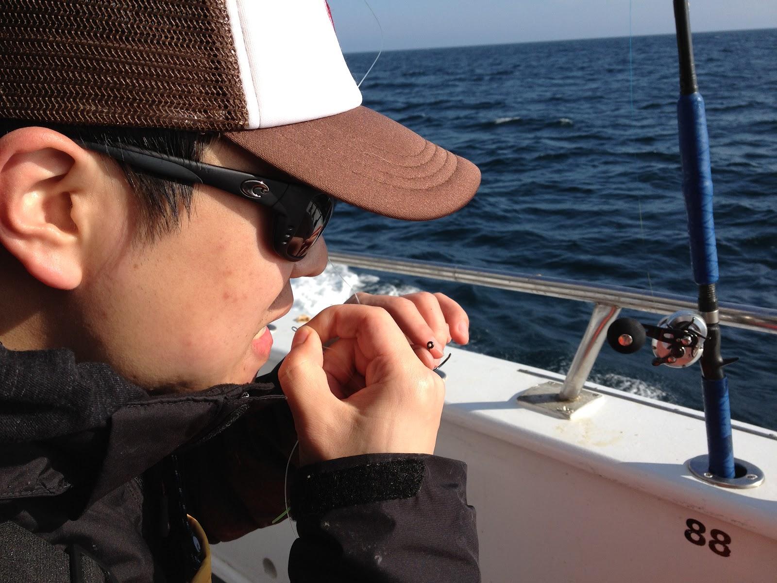 215fishspot spring cod fishing cox ledge report march for Frances fleet fishing reports