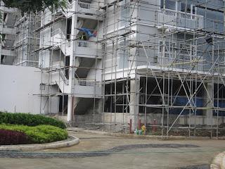 Trees Residences Condominium Actual Photos