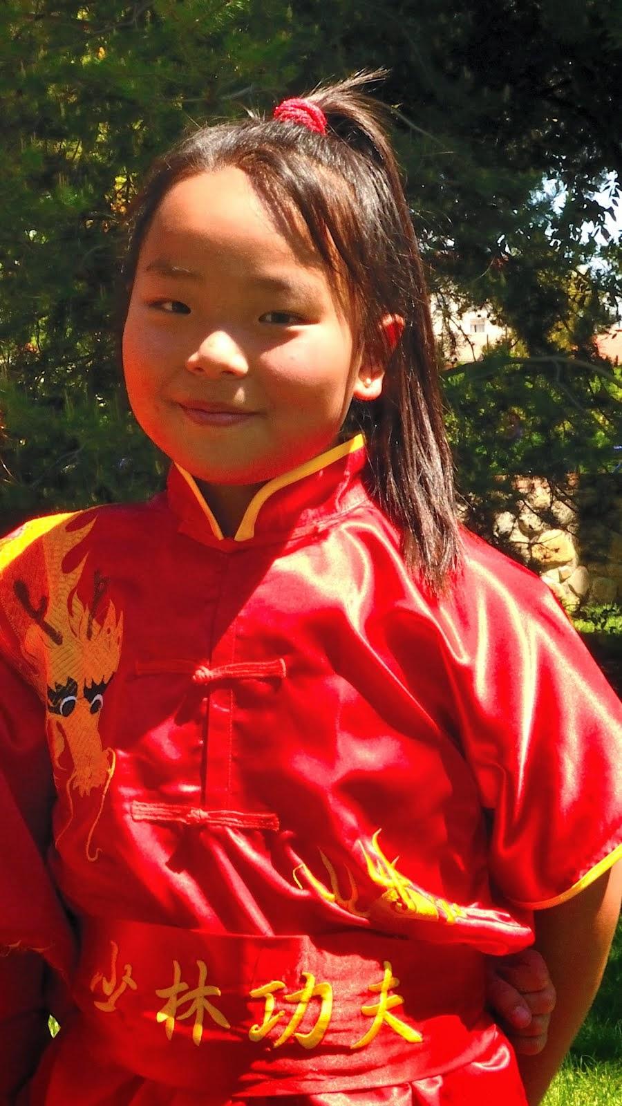Kung fu Infantil Madrid - España