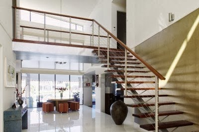 Gambar Model Rumah Minimalis Terbaru 2014 - Desain Tangga Minimalis
