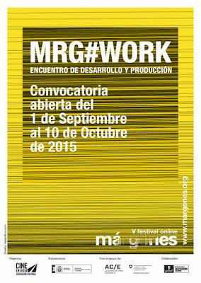 foro de coproducción y desarrollo de proyectos MRG/WORK