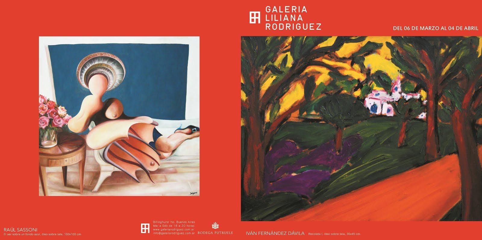Galería Liliana Rodriguez.