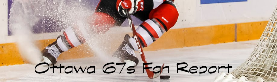 Ottawa 67s Fan Report