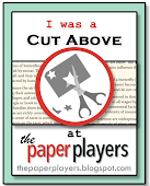 Love Playing Along at The Paper Players :)