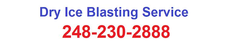 Dry Ice Blasting Service