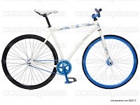 700C Wimcycle Fixed Gear