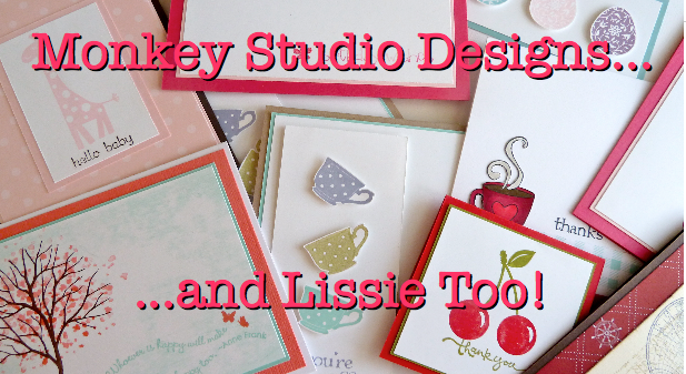 Monkey Studio Designs--And Lissie, Too!