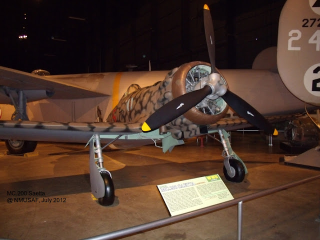 Macchi MC.200 Saetta photo