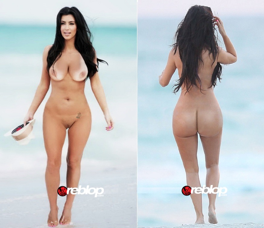 Kim kardashian naked pictues Sounds quite