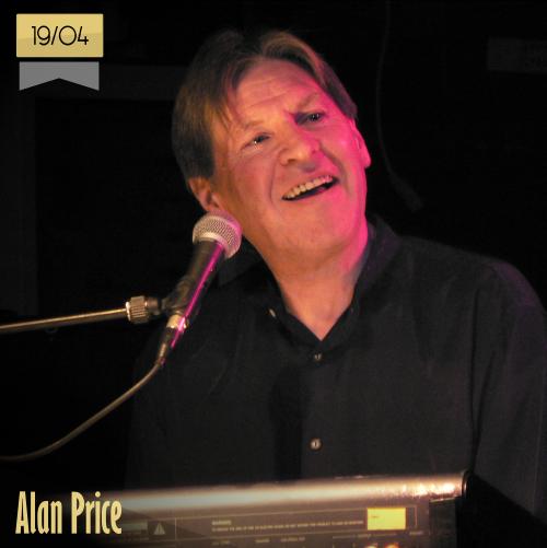 19 de abril | Alan Price - @MusicaHoyTop | Info + vídeos