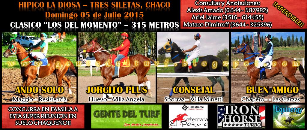 Tres Isletas 05-07 Mas Clasicos