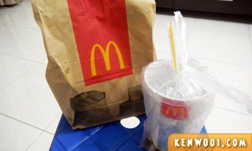 mcd set meal