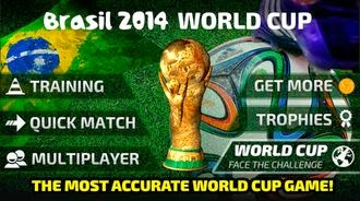 Free Download Games Android World Cup Brazil 2014