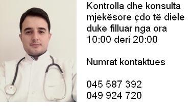 Kontrolla mjekësore