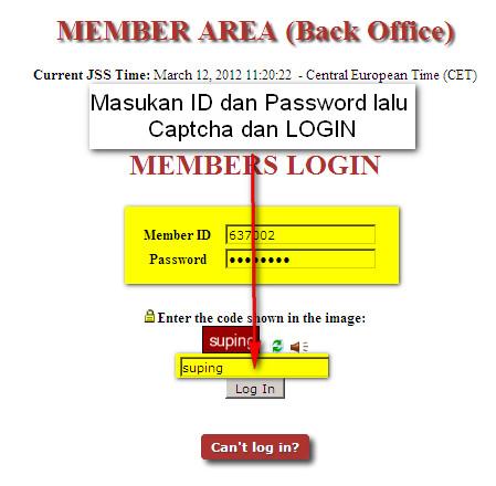 daniel gotbackup members login