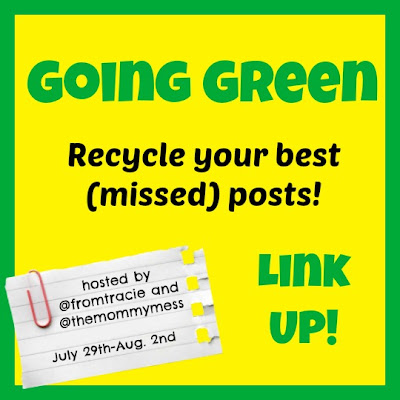 Going Green - Recycle Your Best (Missed) Blog Posts