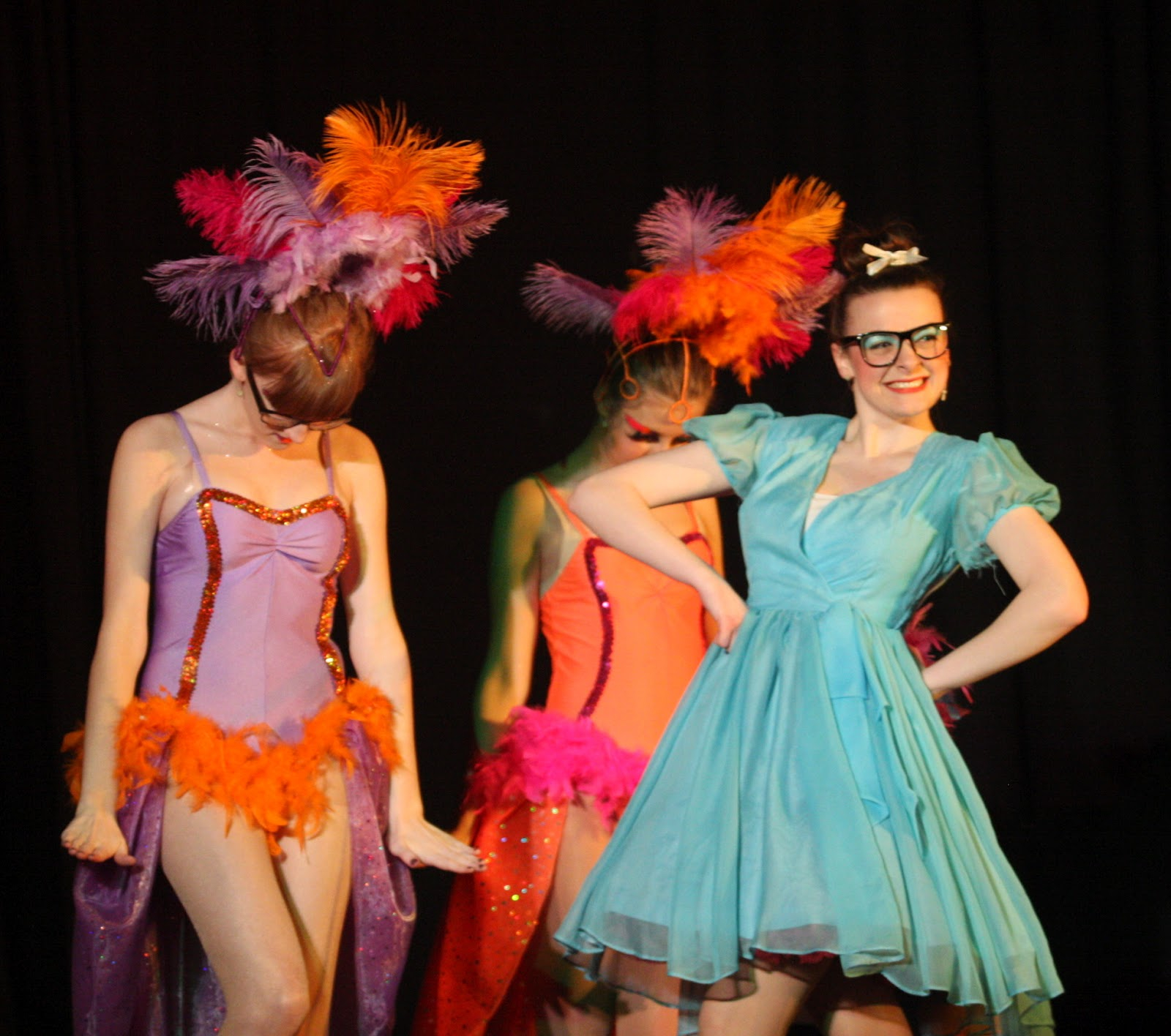 Head dresses (Copyright Peter Cook)  sc 1 st  The Old Button & The Old Button: Making the Costumes for Seussical the Musicals ...