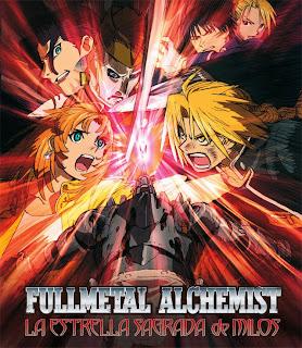 Full Metal Alchemist: Milos No Sei-Naru Hoshi
