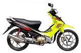 Motorcycle Design Usa Suzuki Shogun Sp 125