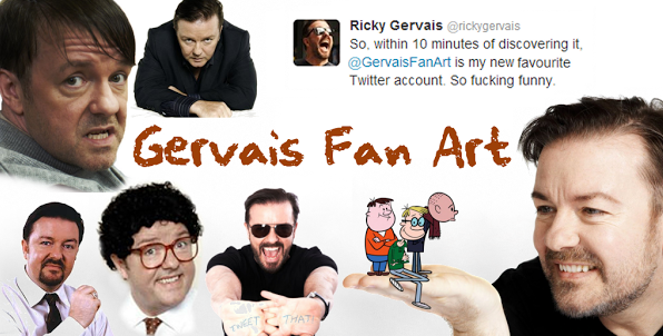 Gervais Fan Art