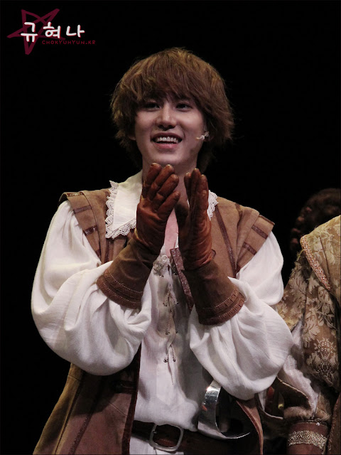 Kyuhyun The Three Musketeer 13